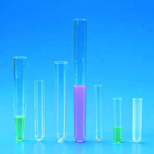 CONICAL TEST TUBES PS 105 x 16 mm Pkt of 1,000  | 10 ml