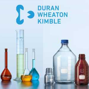 DURAN PURE Premium Cap from TpCh260 TZ w PTFE coated silicone seal, temp. resistant from -196 to +260¡C, without colorants, USP/FDA standard conformity, GL 25
