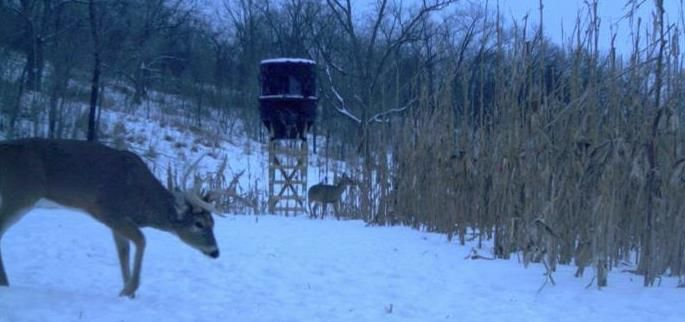 Using a Heater in a Hunting Blind - Banks Outdoors