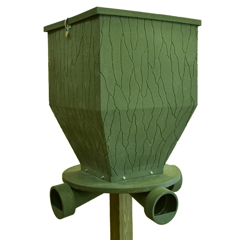 FEEDBANK 300 GRAVITY DEER FEEDER - Banks Outdoors