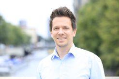 Dr. Jens Woloszczak, Gründer und CEO von Spotcap