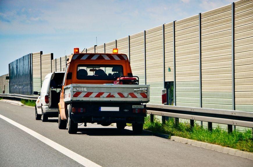 Miejscowa pomoc drogowa