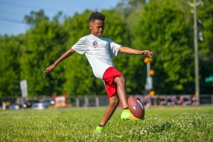 Read more about the article Kicking Challenge
