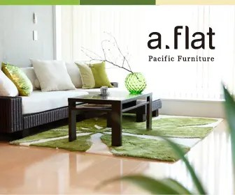 a.Flat Pacific Furniture_336x280_1のバナーデザイン