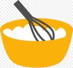 Schneebesen, Schüssel-Küchen-Gerät-Geschirr-clipart - Backen png  herunterladen - 2400*2227 - Kostenlos transparent Essen png Herunterladen.