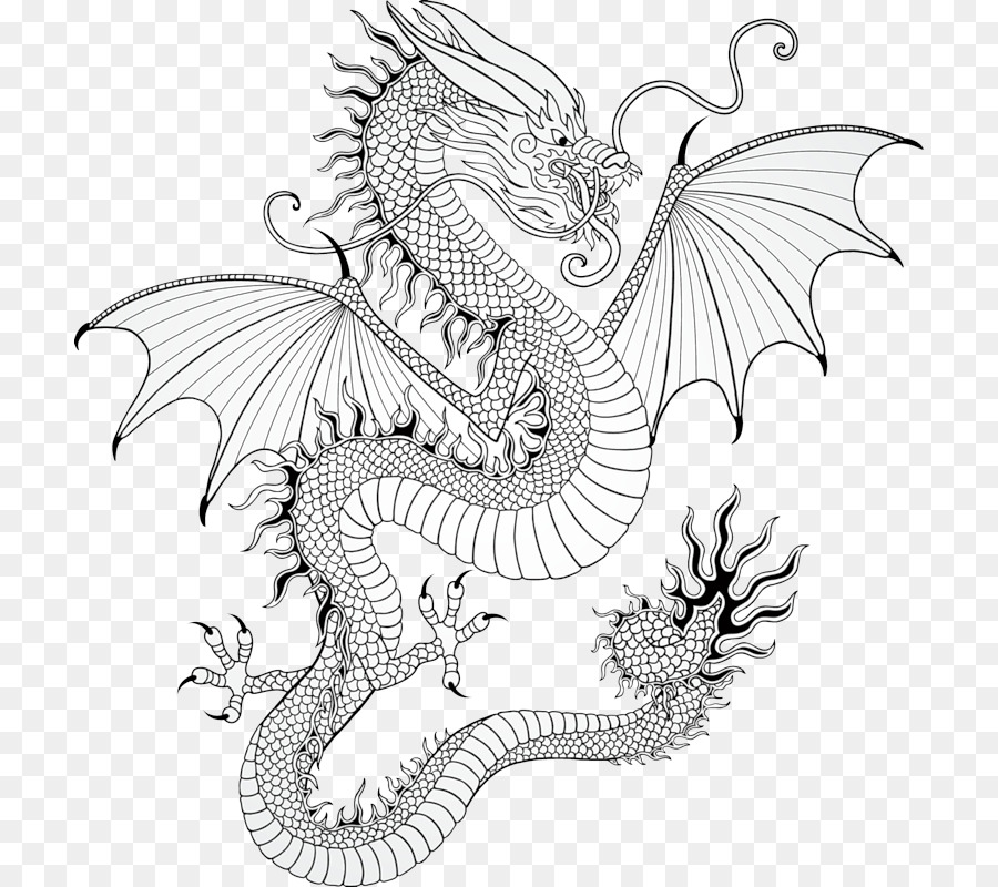 Dragon Drawing Png Download 766 800 Free Transparent Chinese Dragon Png Download Cleanpng Kisspng