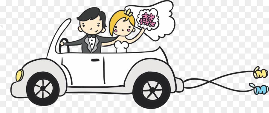 Hochzeitsauto Stock Vektoren Und Grafiken Istock