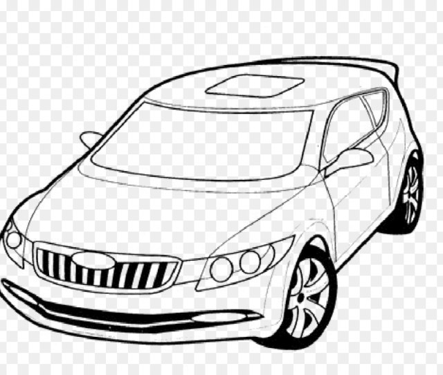 Cars Cartoon Png Download  Free Transparent Mewarnai