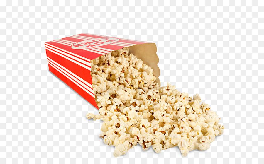 popcorn cartoon png download 653 560