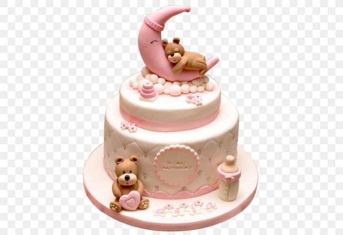 Birthday Cake Cupcake Bakery Tart Torte Baby Bear Cake Png