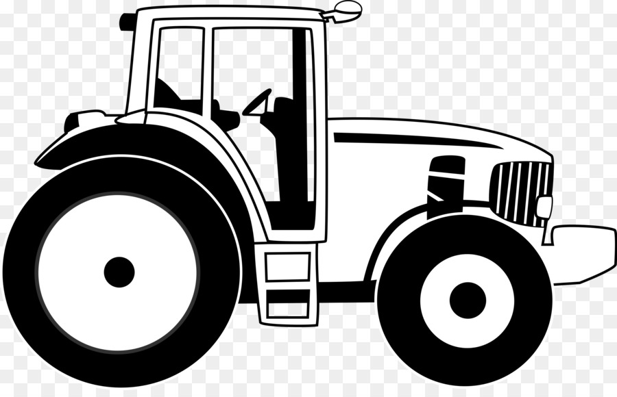 Clip John Tractor Trailer And Art Deere