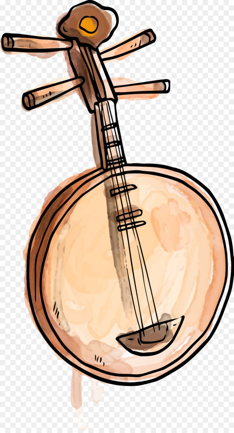 musical instrument download clip art - vector drawing musical