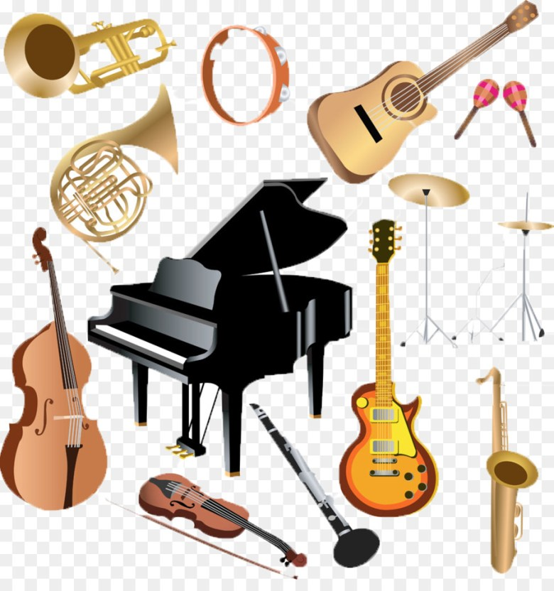 musical instrument orchestra - musical instruments png download