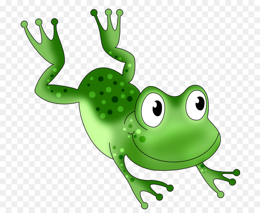 Frog Clip Art Transparent