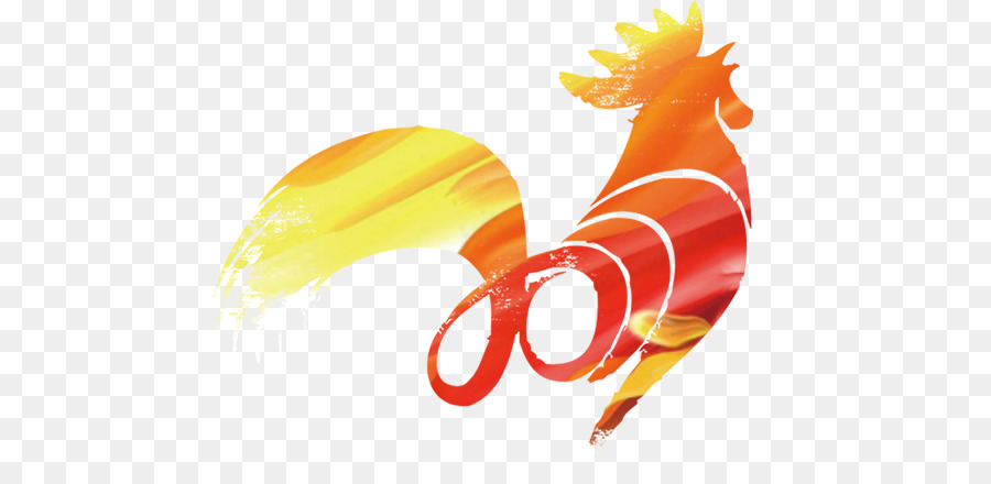 Chinese New Year Chinese zodiac Happiness Lunar New Year Rooster     Chinese New Year Chinese zodiac Happiness Lunar New Year Rooster   China  Wind color rooster icon