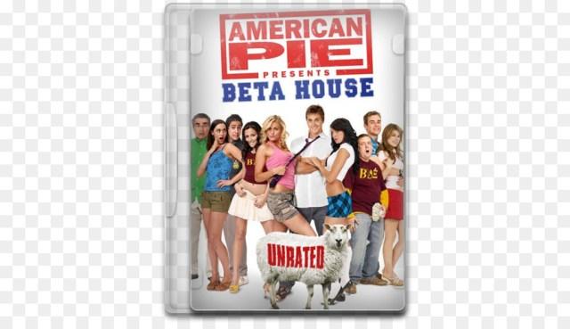 Poster Advertising American Pie Presents Beta House