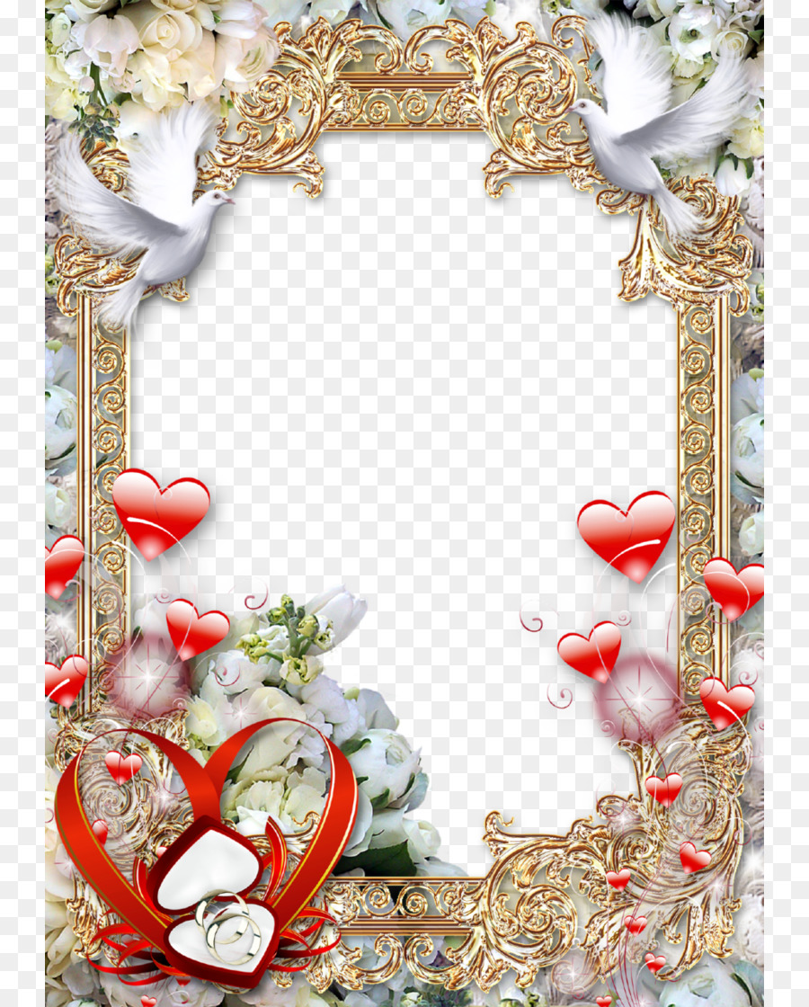 Wedding Photography Picture Frames Wedding Frame Clipart
