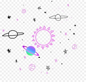 Sticker Universe Pla Galaxy Mountain Dew  cute 1024*963 transprent Png Free Download  Point