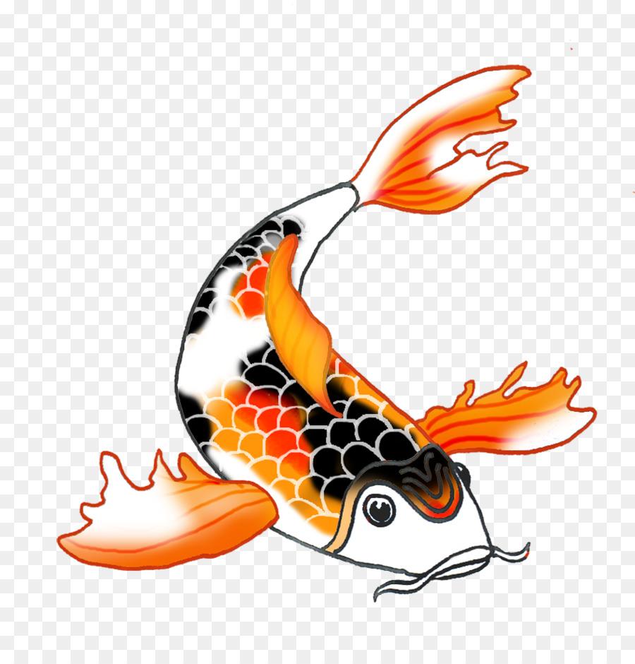 Pond Cartoon Png Download 945 973 Free Transparent Koi Png Download
