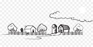 Farmer Drawing Agriculture Clip art  farm land png download  1920*960  Free Transparent Art