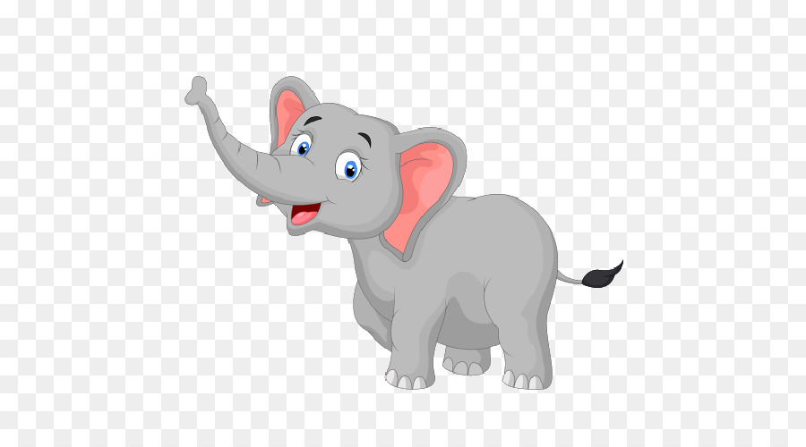 Elephant Royalty Free Cartoon Baby Elephant Png Download 500500 Free Transparent Elephant
