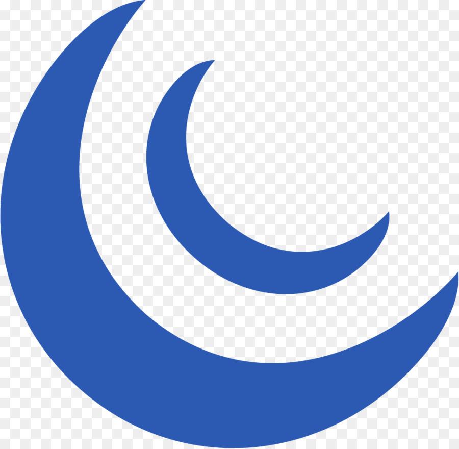 Crescent Circle Symbol Logo Background Backdrop Halal Bi Halal Png