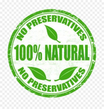 Image result for preservative free food logo