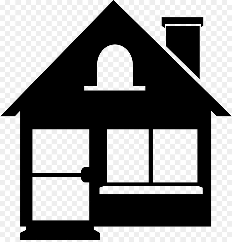 House Silhouette Building House Png Download 946 980 Free
