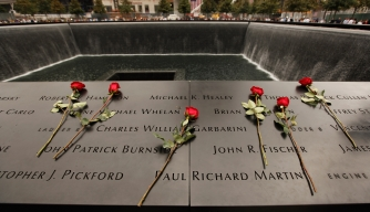Why ground zero is for tourists
