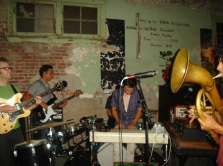 Dreamland Ballroom Fundraiser and Party