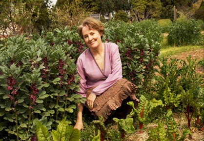 Kerry McCoy and Alice Waters are sisters in food
