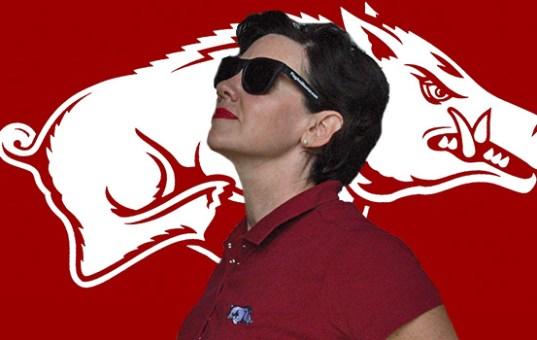 Go Hogs! – Appearance on 103.7 The Buzz every Friday for Football Season