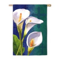 Easter Lily Banner