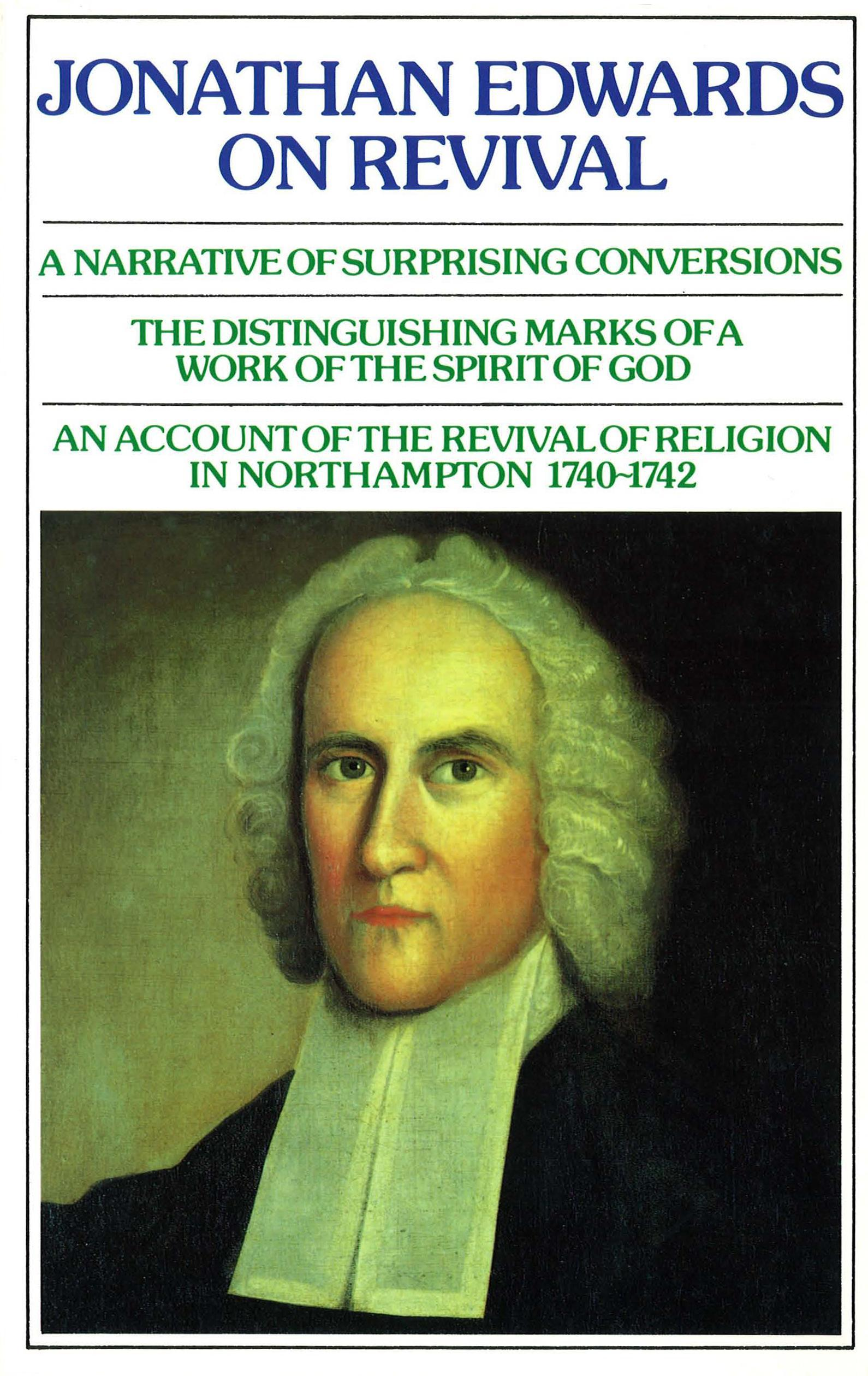 Jonathan Edwards On Revival
