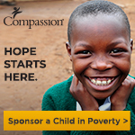 Sponsor a Child in Jesus Name with Compassion