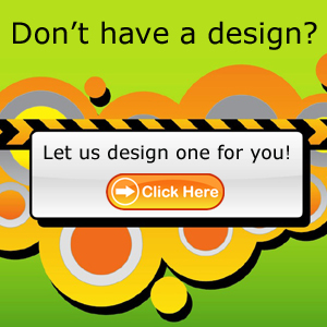 Let Banners by Dream design your banners.