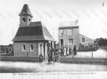 Maison Béco & chapelle 1933