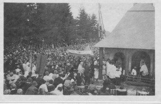 Pelerinage inauguration de la chapelle 2 - PF
