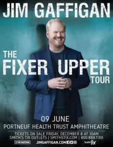 jim gaffigan pocatello idaho