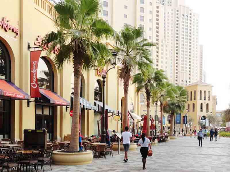 بهترین مراکز خرید دبی - زندگی بانوی شهر