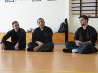 2nd Workshop of Bujinkan Budo Taijutsu in Fortaleza