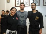 Taikai in Rio 2013 with Daniel Hernádez Shihan