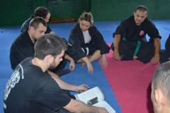 Workshop in Fortaleza, Brazil. 2014.