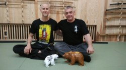 Paul Masse e Arnaud Cousergue