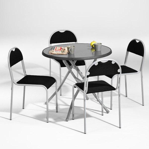 café cafe cafebord cafébord fällbart fällbara vit svart