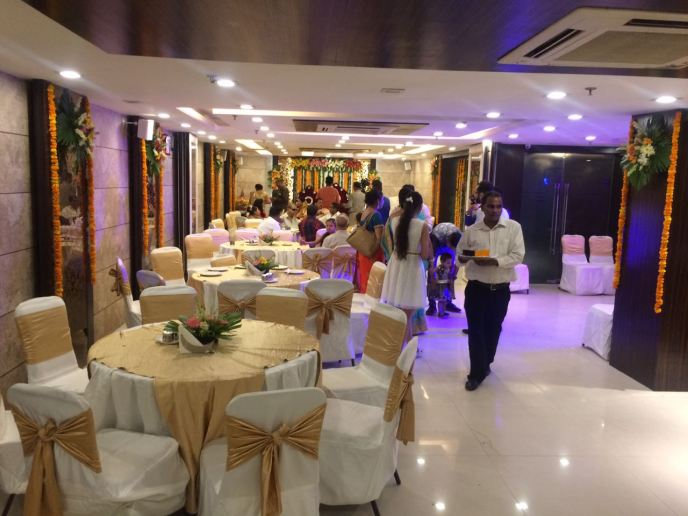 Banquet halls party venue delhi