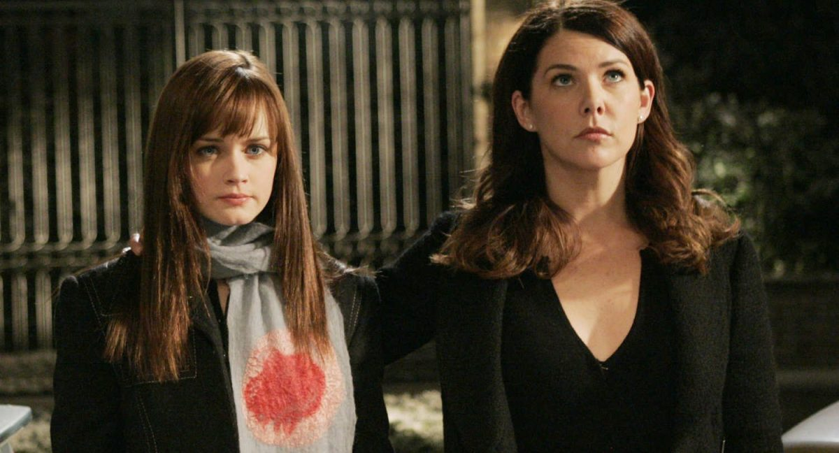 Gilmore Girls: Intersecting Female Relationships and Privilege