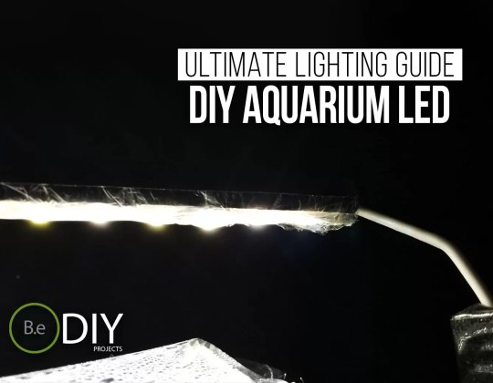 diy aquarium lights thumbnail