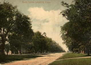 North Street, Litchfield CT