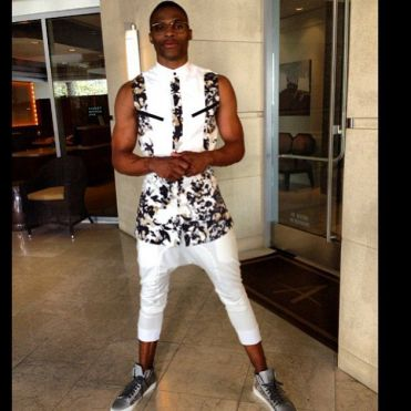 westbrook clothes